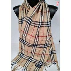 Дамски кариран шал тип Burberry
