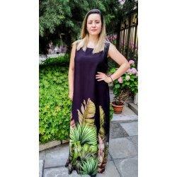 Дълга рокля Флора