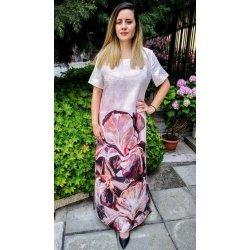 Дамска дълга рокля Анелия