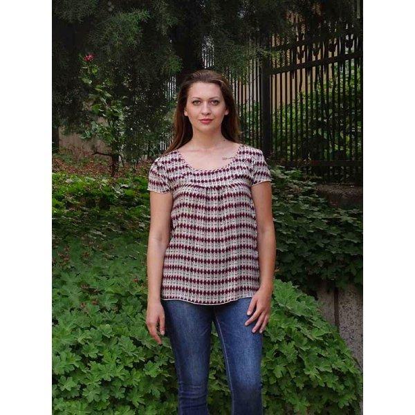 Дамска ежедневна блузка