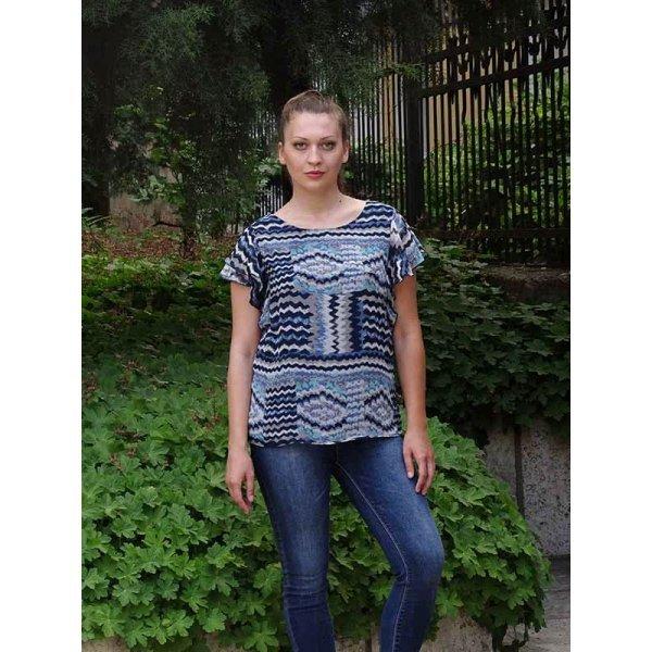 Дамска лятна блузка Валя