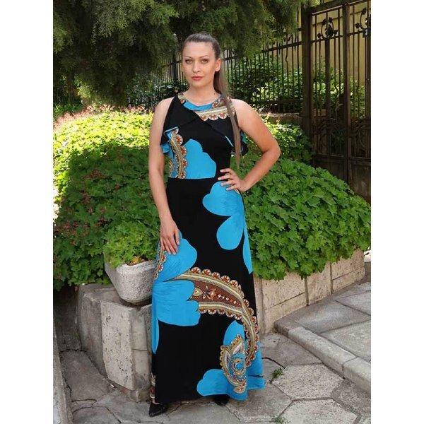 Дълга рокля за лятото