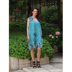Лятна шифонена рокля