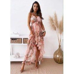 Асиметрична лятна рокля
