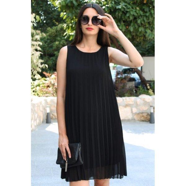 Черна рокля солей