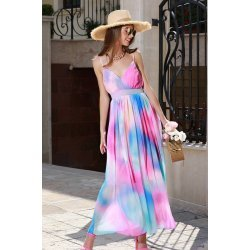 Лятна рокля от шифон