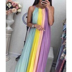 Дълга рокля солей