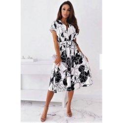 Дамска рокля с френска дължина