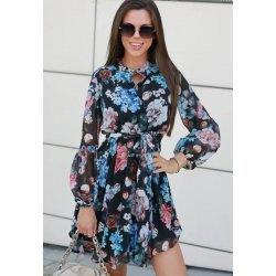 Дамска туника-рокля от шифон