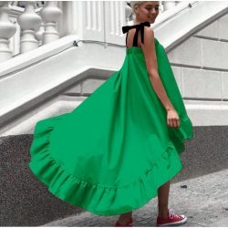 Лятна асиметрична рокля