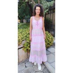 Лятна индийска рокля