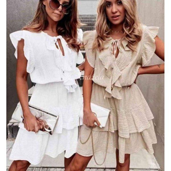 Младежки памучни рокли