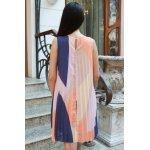 Шифонена рокля солей