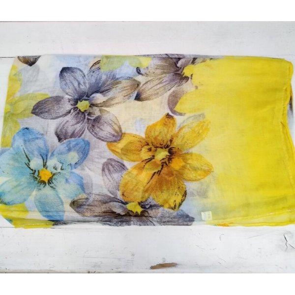 Цветни летни шалове