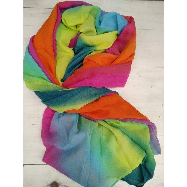 Дамски преливащ шал