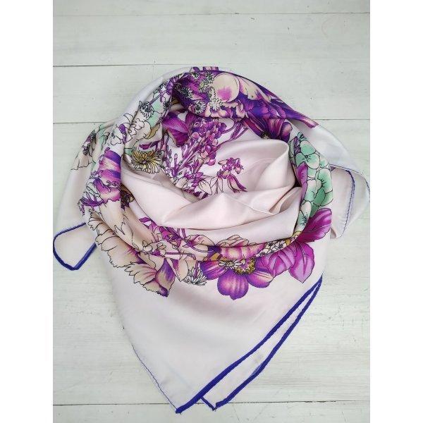 Копринен квадратен шал