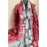 Летни копринени шалове