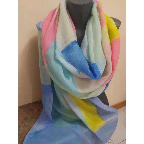 Голям памучен шал