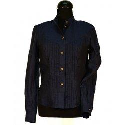 Тъмно синя риза