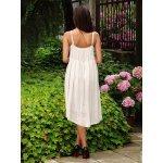 Лятна рокля с бродерия