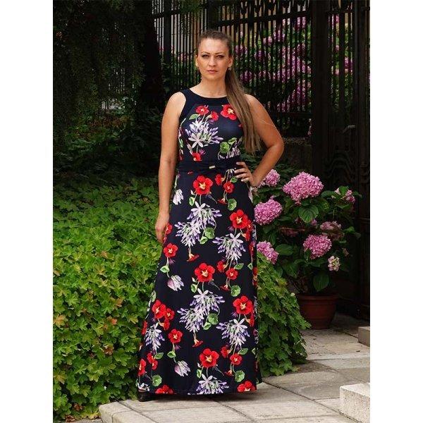 Дълга рокля Даяна