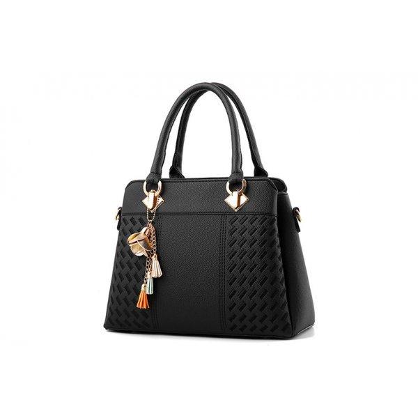 Дамска чанта Hailey Black
