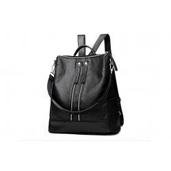 Дамска чанта - раница Joyce Black