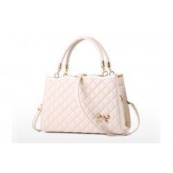 Елегантна бежова чанта Eliza Beige