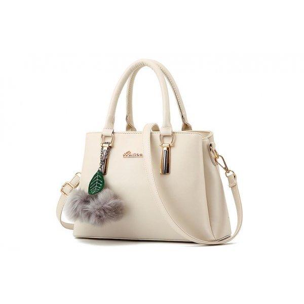 Лятна бежова чанта Arya Beige