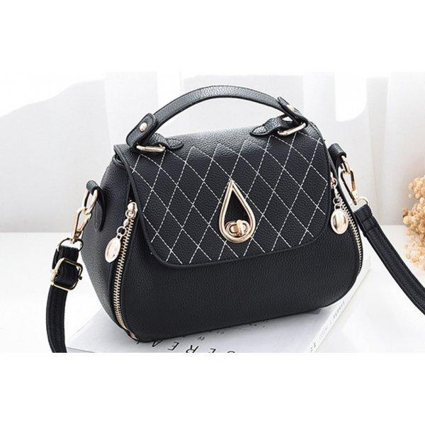 Малка дамска чанта Brielle Black