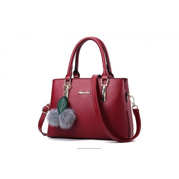 Червена чанта Arya Red
