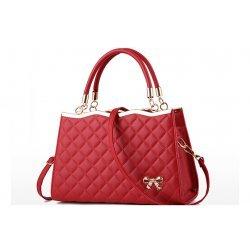 Червена чанта Eliza Bordo