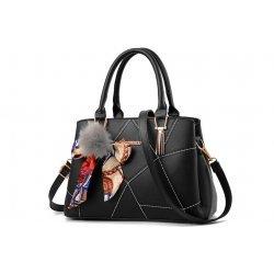 Дамска чанта Aimioer Black