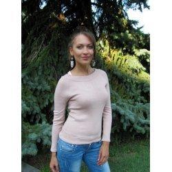 Дамска блузка фино плетиво