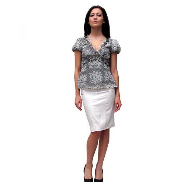 Шифонена блузка