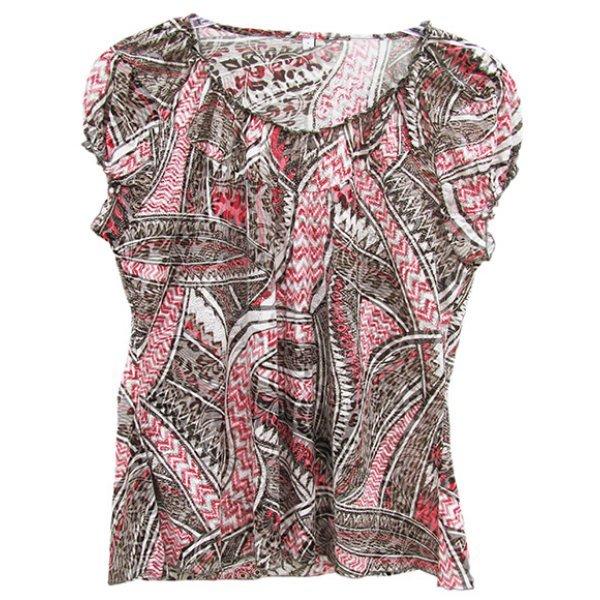 Блуза с малко ръкавче