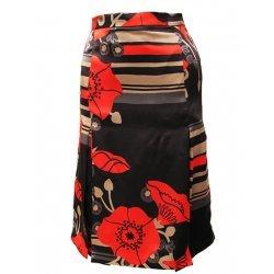 Сатенена лятна пола