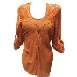 Комплект риза с потник