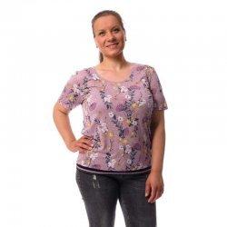 Макси блуза от трико Cecil