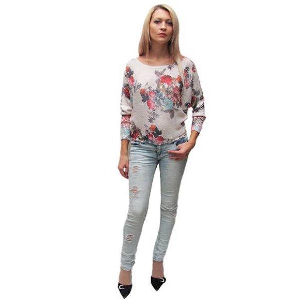 Плетена блузка Силвия