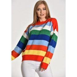 Плетена блузка райе