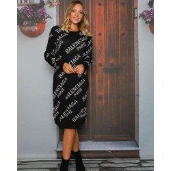 Плетена рокля Balenciaga