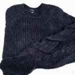 Дамски пуловери плетени