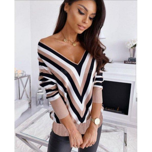 Дамска блуза плетиво