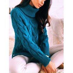 Дебел зимен пуловер