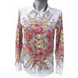 Риза цветя