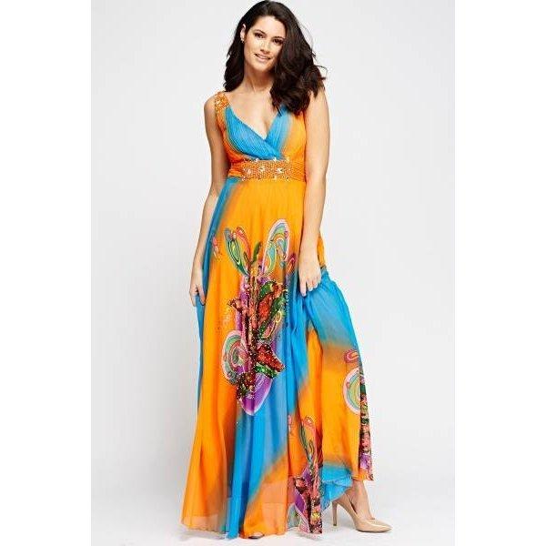 Дълга рокля официална