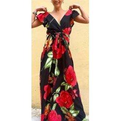 Дълга лятна рокля Сюзън