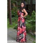Дълга лятна рокля Стефани
