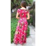 Дълга рокля от трико Амелия